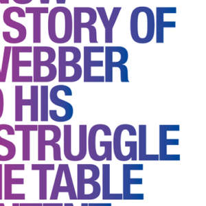D.I.E. Now // The True Story of John Webber and His Endless Struggle with the Table of Content