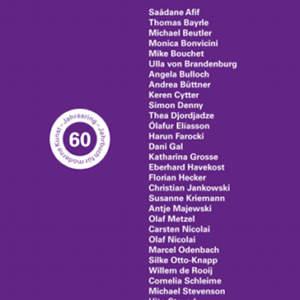 Jahresring 60: Jahrbuch für moderne Kunst